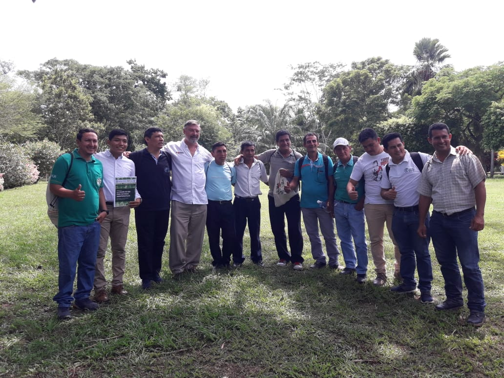 ICRAF´s technical modules on Agroforestry Concessions captured the attention of national authorities and farmers alike.