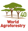 World Agroforestry logo